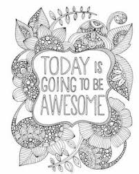 coloring pages for adults inspirational free inspirational quote adult coloring book image from liltkids com