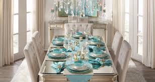 Aqua Dining Room Stylish Home Decor Chic Furniture At Affordable Prices Z Gallerie
