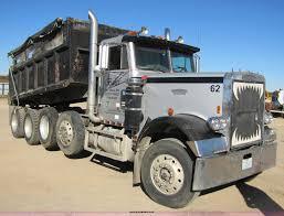 1984 freightliner flc 64t dump truck item 3569 sold nov