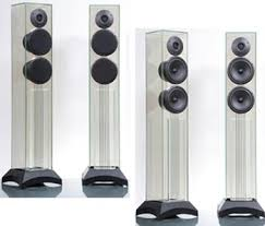 most beautiful speakers high end audio system ratings waterfall audio victoria evo