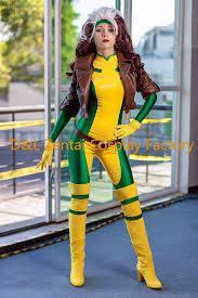 Good Halloween Costumes Big Guys 2015 Halloween Costume Men Rogue Costume Yellow Green