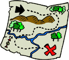 map types types of maps
