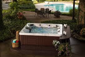 Back Yard Or Backyard Backyard Ideas For Tubs And Swim Spas