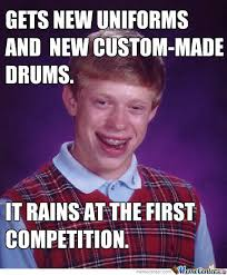 Student Meme - bad luck band student by elfkaboom meme center