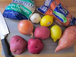 A Root Vegetable - roasted chicken with root vegetables budget bytes