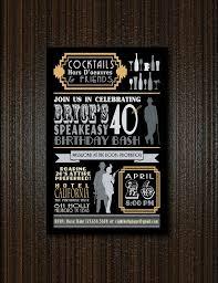 67 best speakeasy invite ideas images on pinterest 1920s