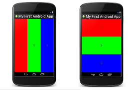 android layout weight attribute lesson how to build android app with linearlayout plus layout