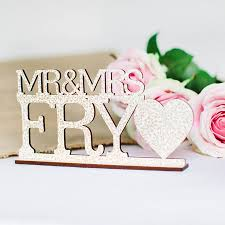 mr and mrs wedding signs personalised vintage mr and mrs wedding sign by artcuts