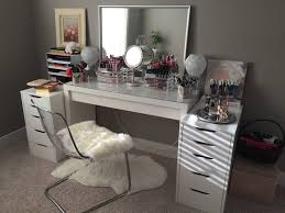 Buy Home Decor Online Cheap My Nearly Completed Ikea Beauty Room Setup Imgur