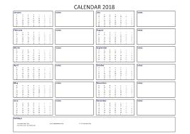 staff leave planner template free 2018 calendar excel a4 size with notes templates at 2018 calendar excel a4 size with notes main image download template