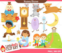 nursery rhyme clip art many interesting cliparts