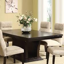 small espresso dining table attractive round espresso dining table inside beautiful room good