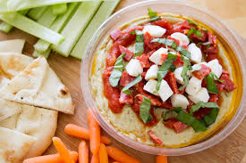 Hummus Kitchen Pepperoni Pizza Hummus Ad Unofficialmeal Poet In The Pantry