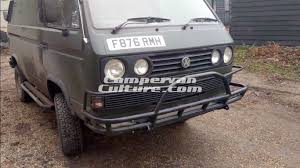 volkswagen westfalia syncro pikes peak front bumper for vw t25 t3 u0026 syncro