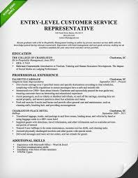 resume templates customer service entry level customer service representative resume template free