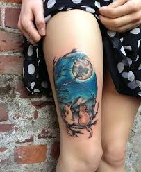 beautiful placement for tattoos for styles