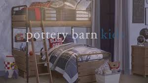 Barn Bunk Bed Bunk Beds Pottery Barn