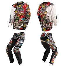 monster motocross jersey motocross gear ebay