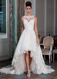 high low wedding dress with sleeves high low wedding dresses naf dresses