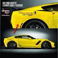 corvette racing stickers c5 corvette decals ebay