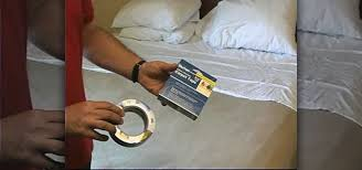 How To Identify Bed Bugs How To Detect Bed Bugs With Tape Housekeeping Wonderhowto