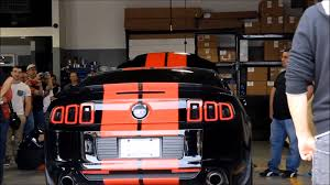 2014 mustang gt track package review 2014 mustang gt track pack dyno pulls