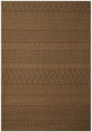 Modern Indoor Outdoor Rugs Modern Brown And Multi Pattern Indoor Outdoor Rug Woodwaves