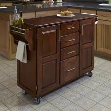 Create A Cart Kitchen Island Best Small Kitchen Carts With Wooden Varnishing Materials Combined