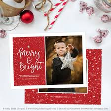 holiday card template vector winter holiday card template with