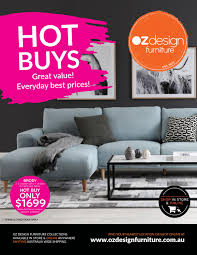 Sofas To Go Fyshwick Oz Design Furniture Summer 16 17 Directory By Oz Design Furniture