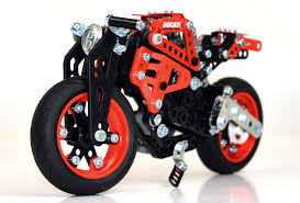 motorcycle com build your own erector set ducati monster 1200s