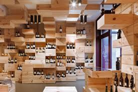 Home Interior Shop Wine Store Interior Design Interior Design Ideas