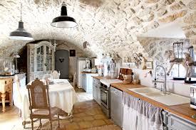 cuisine rustique moderne cuisine rustique moderne con salle a manger rustique moderne e