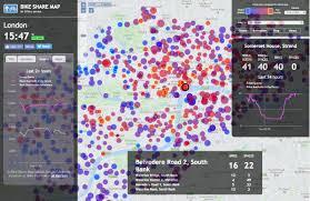 San Francisco Bike Map Bike Share Map Suprageography