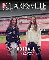 vip clarksville magazine september 2016 by vip clarksville