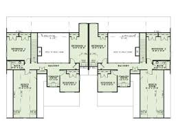 townhouse plans two story townhouse plan 025m 0080 at
