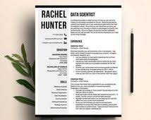 Best Professional Resume Templates by Professional Resume Template Modern Cv Template Free Cover