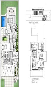 duplex narrow lot floor plans floor plan with duplex floor narrow lot plans plan modern house