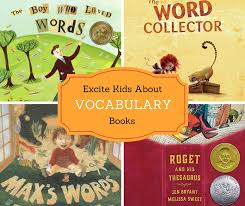 books for vocabulary books