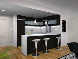 unique modern kitchen design for condo 51 in home theater seating