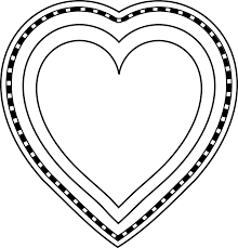 parchment background or border 1 black white line art coloring