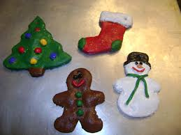 how to make flour ornaments rainforest islands ferry