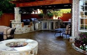 backyard kitchen ideas the outdoor kitchen make your patio second home stainless steel