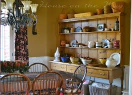 fall home tour coming soon town u0026 country living