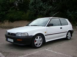 toyota corolla hatchback 1991 sunday toyota corolla gt i16 ran when parked