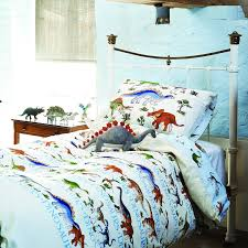 Small Single Duvet Emma Bridgewater Dinosaur Duvet Cover Set With Pillowcase Cotton
