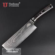 couteau japonais cuisine damas couteaux cuisine japonais damas vg10 chef couteau 67 couches