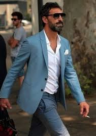 light blue jacket mens how to wear a light blue blazer 59 looks men s fashion ropa
