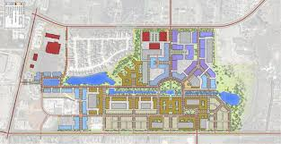 Riverwalk Map River Walk At Central Park Master Plan David M Schwarz Architects