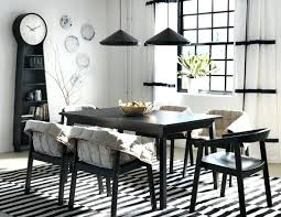 ikea dining room table and chairs dining rooms ikea dining room design ideas brick wall decoration